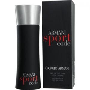 Аромат76:Giorgio Armani / Sport Code